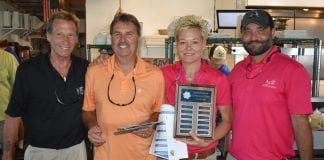 Golfers go full-swing for Blessing Bags Project