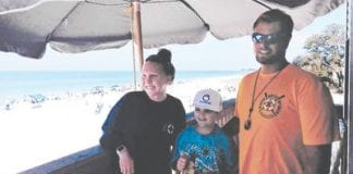 Youngster raises money for turtles and shorebirds