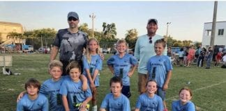 Youth soccer champions crowned