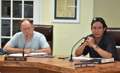 City to county: 'Not so fast' on tree removal