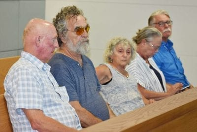 Commission considers and rejects three Sunshine settlements
