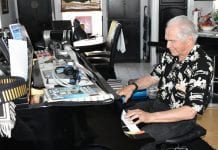 Boogie-woogie legend resides in Holmes Beach