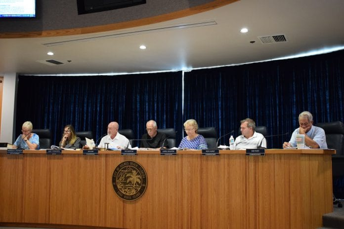 Commissioners approve election changes