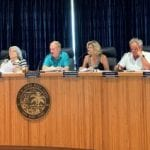 Planning commissioners talk future flooding
