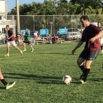 Rain delays season's end, adult soccer on schedule