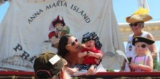Pirates celebrate summer vacation