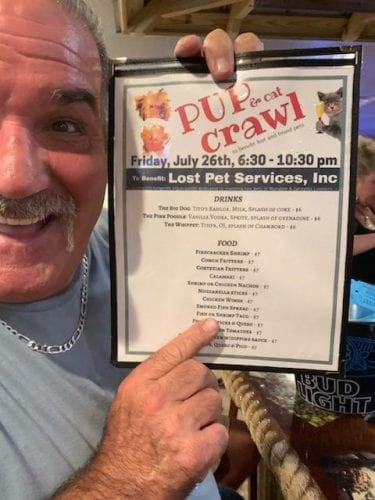 lost pets fundraiser