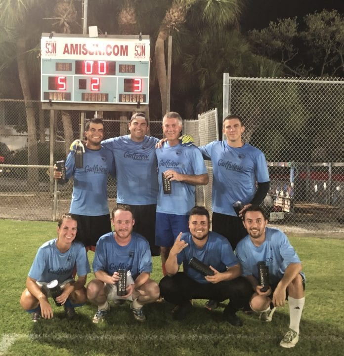 Hayward Cup champions crowned