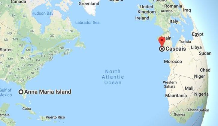 Florida flotsam washes up on European beaches