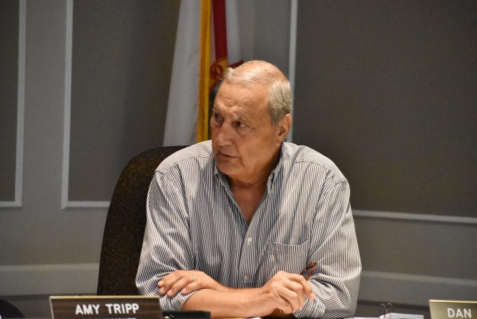 Mayor proposes maintaining current millage rate