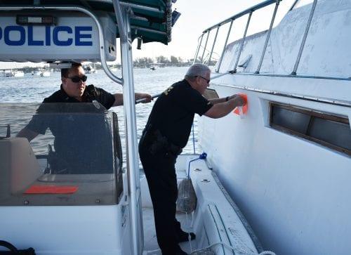 Bradenton Beach Anchorage Enforcement