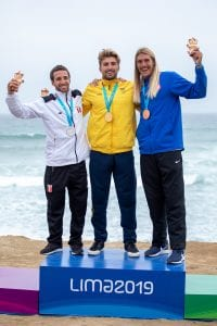 It's gold for Gomez siblings at Pan Am Games