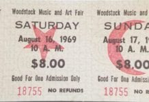 We are golden: The 50th anniversary of Woodstock