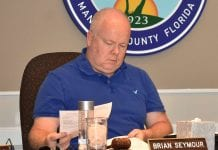 Seymour resigns from city commission