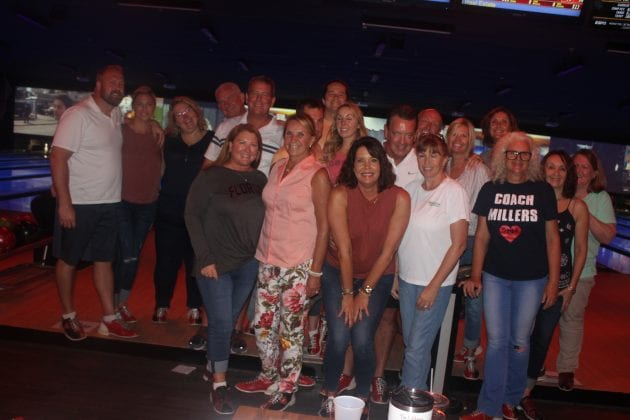 LaPensee Bowling Tournament Duncan team