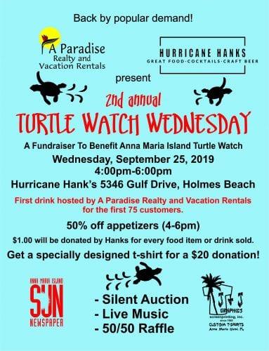 Turtle Watch Wednesday returns