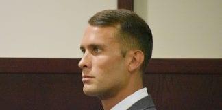 Benac accepts plea deal in shark dragging case