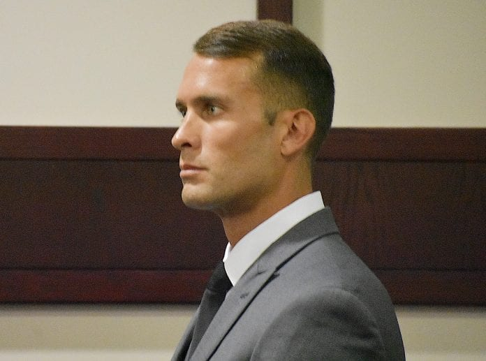 Benac accepts plea deal in shark dragging case