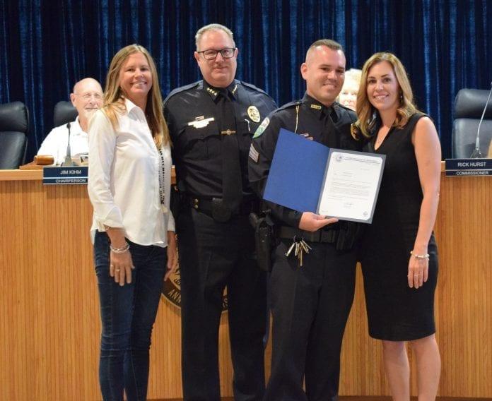 HBPD celebrates its own