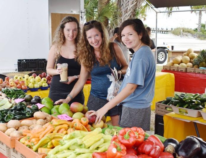 Anna Maria farmers' market returns