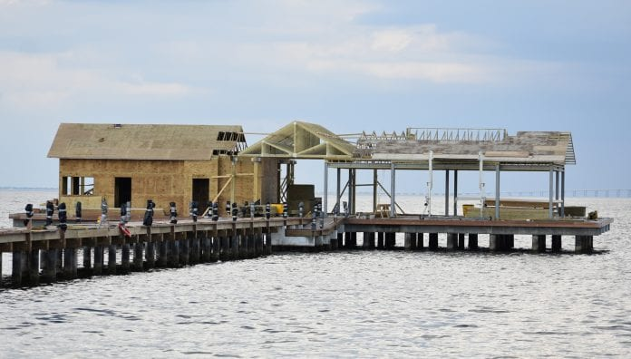 Pier issues present additional challenges