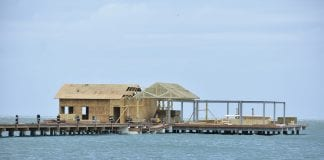 Pier lease negotiations remain in flux