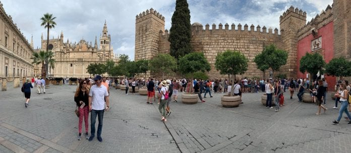 Reel Time: Spain - Seville and Andalusia