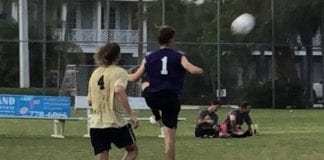 Big kids play the field: Fall adult soccer season kicks off