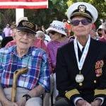 Parade honors veterans