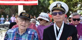 Parade honors veterans