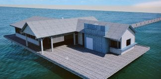 Pier design conflict being addressed
