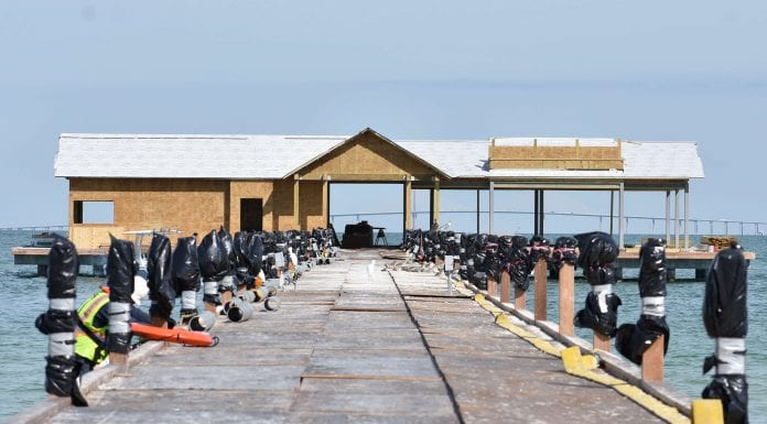 Deadline extended for final pier lease offer
