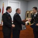 WMFR celebrates promotions, awards