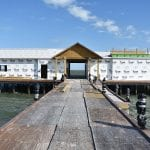 Pier tenant submits final lease offer