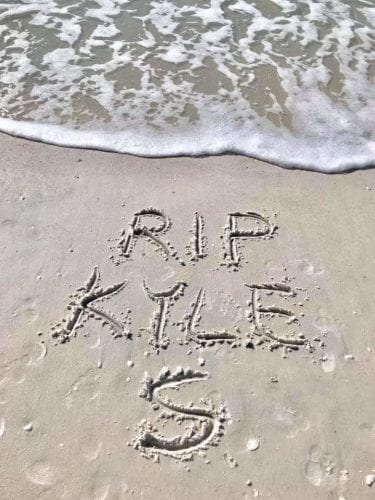 Kyle Shell remembered…