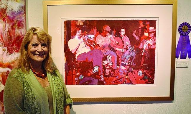 Artists' Guild erases boundaries with new exhibit
