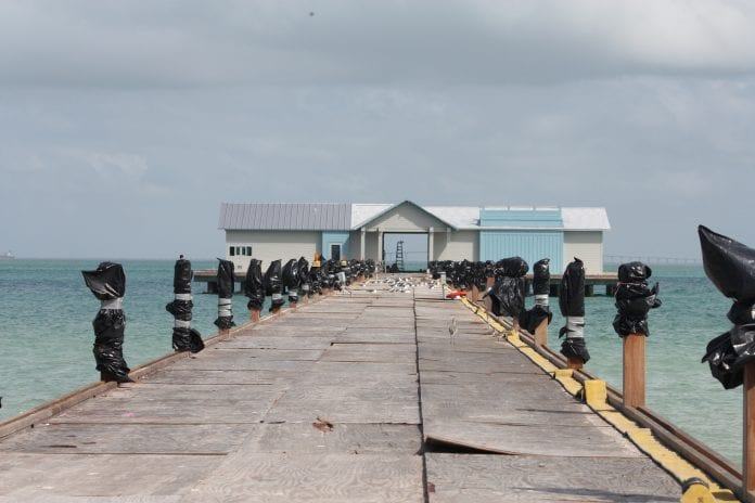 Pier opening delayed by electrical issues