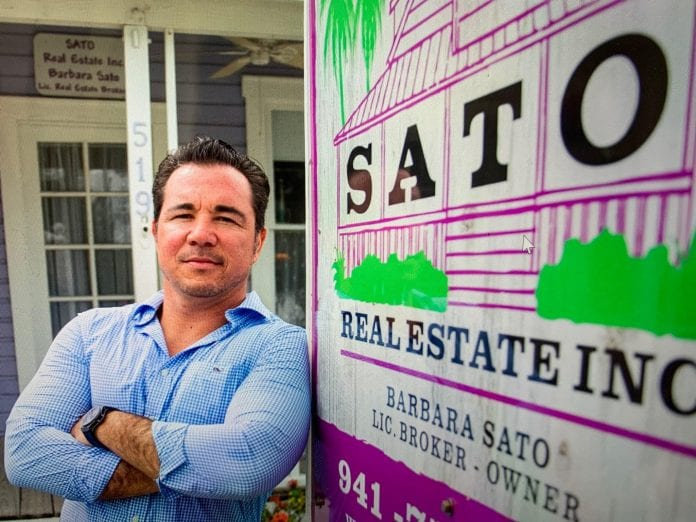 Jason Sato tops county real estate rankings again