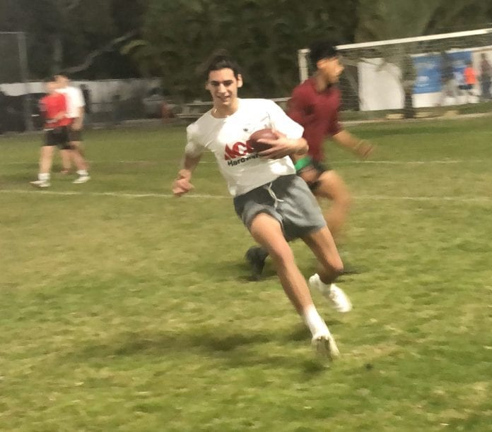 Volley, goals and sacks in full swing at The Center