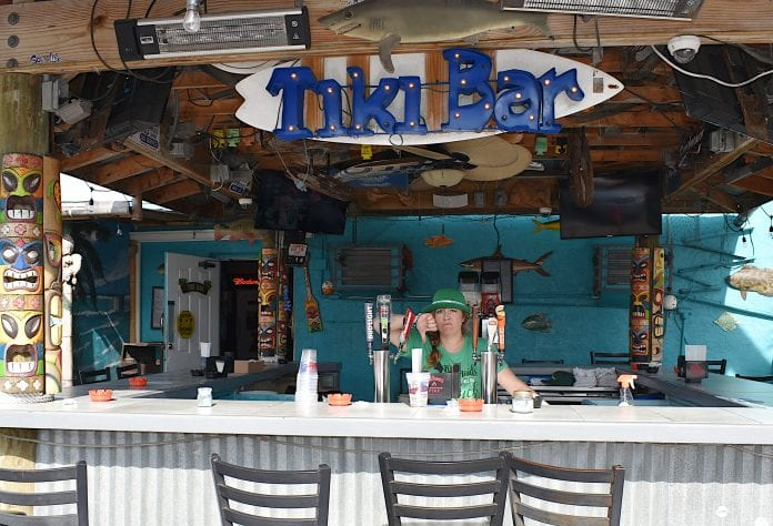 Island bars sobered by governor's decision