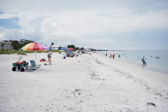 Manatee County beaches remain open