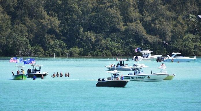 Boaters adapting to new coronavirus restrictions
