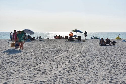 Manatee County public beaches closing Friday