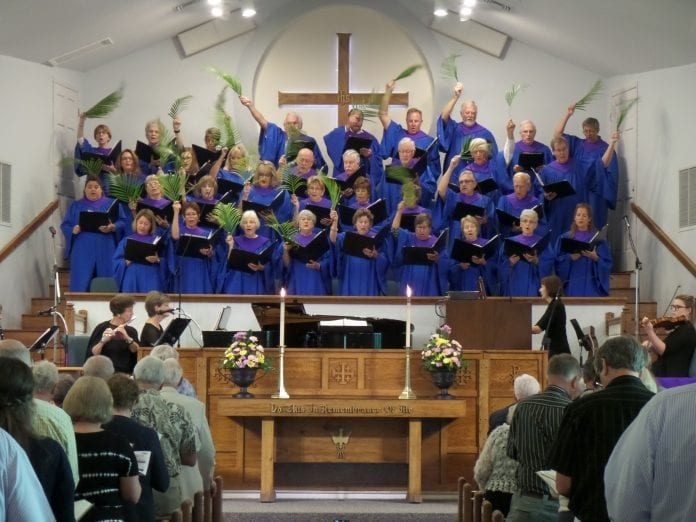 Roser Church moves services online
