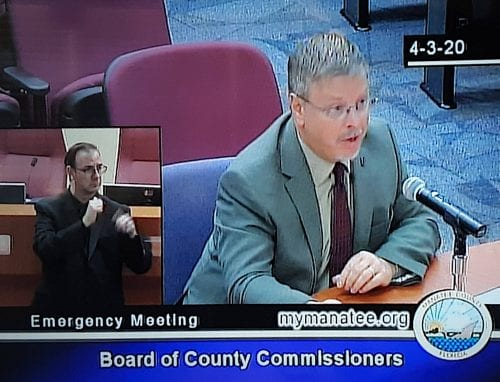 Manatee County Commission enacts countywide curfew