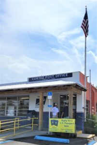 Cortez post office closing to residents' dismay